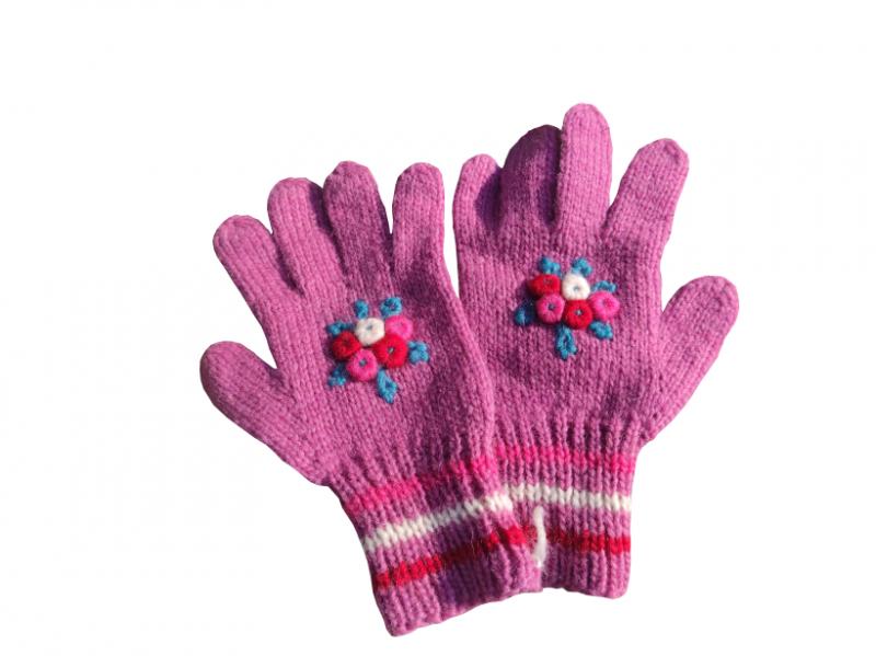 Vunene ženske rukavice