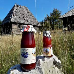 Prirodni sok od šljive
